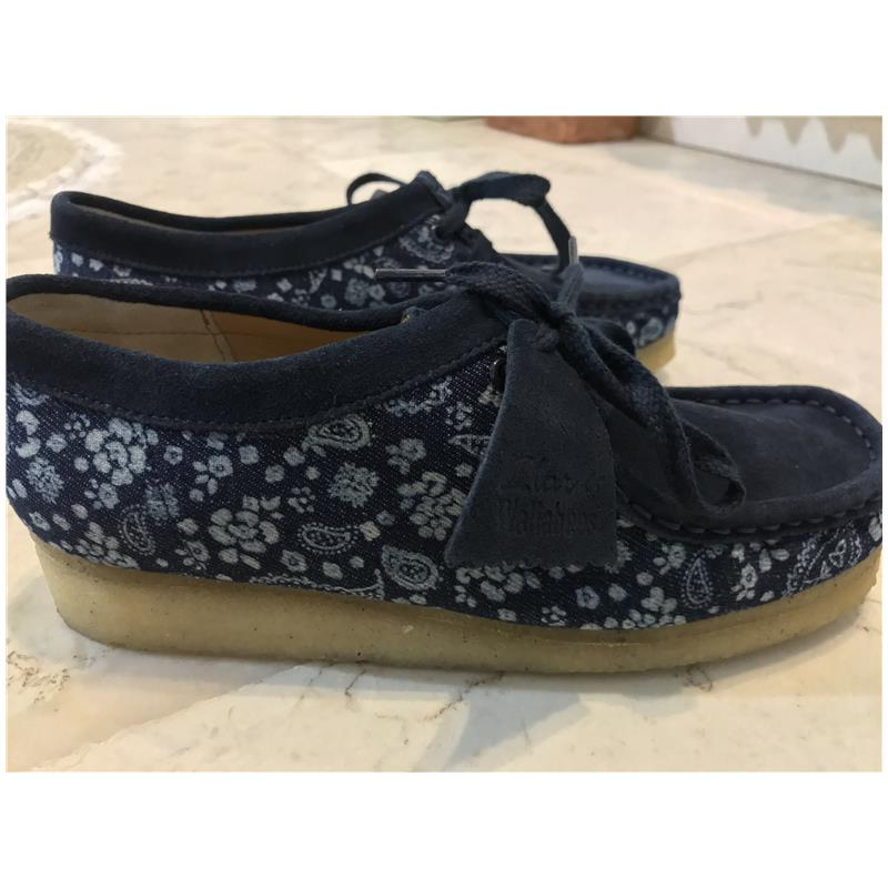 Wallabees Women Shoes-Casual-Clarks Original